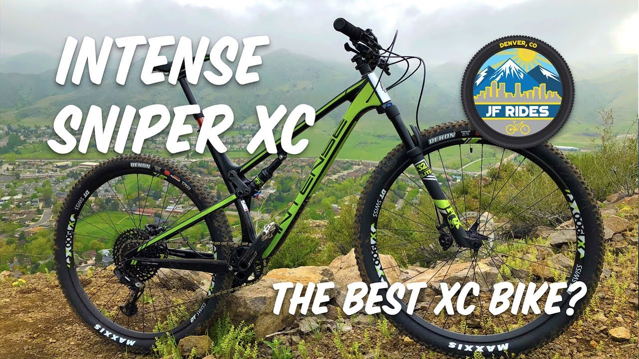 Is This The Best XC Bike? 2018 Intense Sniper XC