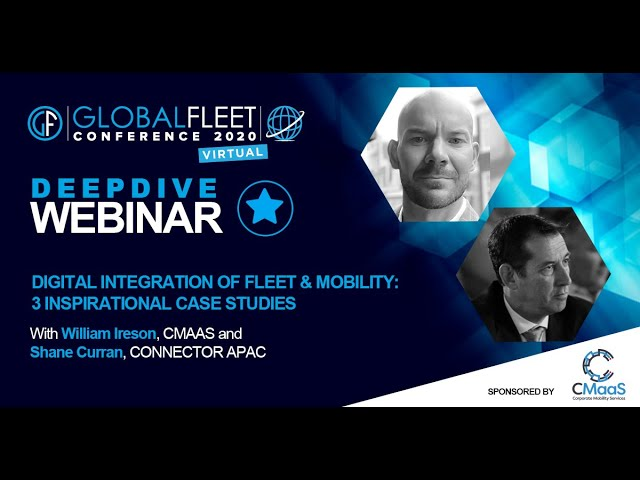 Digital integration of Fleet and Mobility
