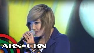 Gandang Gabi Vice: Charice brings crowd to its feet with 'Louder'