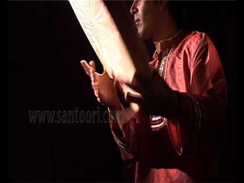 Iranian Kurdish Frame Drum (Daf ) Solo Performance & Sound Introduction on nature head Daf