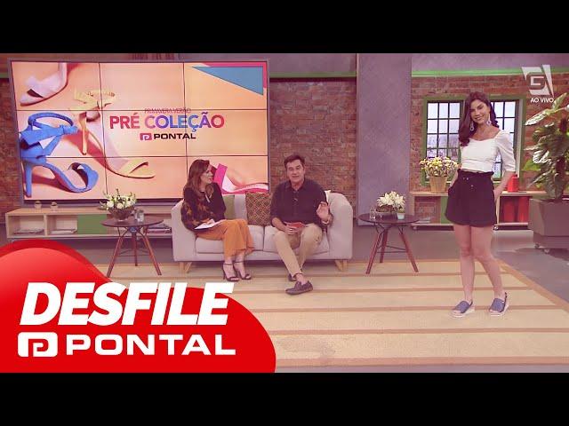 DESFILE PONTAL – PROGRAMA MULHERES DE 26 DE SETEMBRO DE 2019
