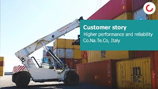 Lift Trucks built for your world – Co.Na.Te.Co, Italy