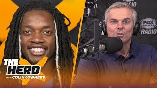 Melvin Gordon talks future with Denver Broncos and importance of RB position | NFL | THE HERD