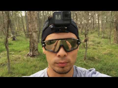 Go Pro Hero 5 - Running with the go pro headstrap