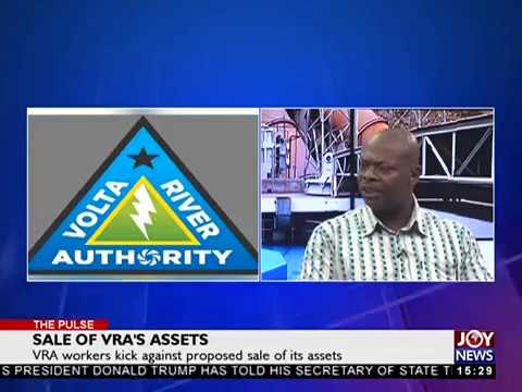 Sale of VRAs Assets - The Pulse on JoyNews (2-10-17)