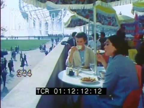 Stock Footage - TO THE FAIR! 1964 World's Fair in New York City