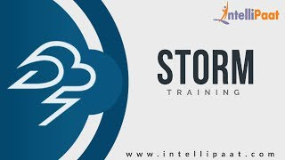 Maven Project in Apache Storm | Apache Storm YouTube Video | Intellipaat