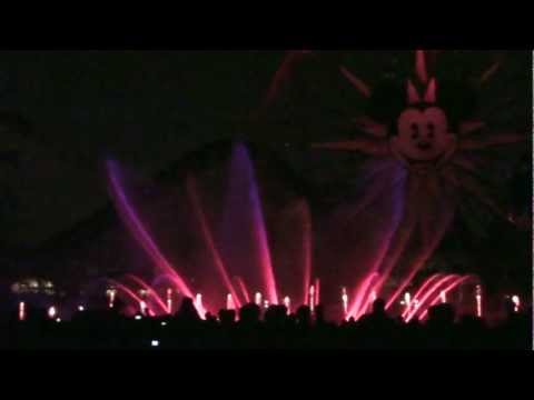 DCA's World of Color Water Show
