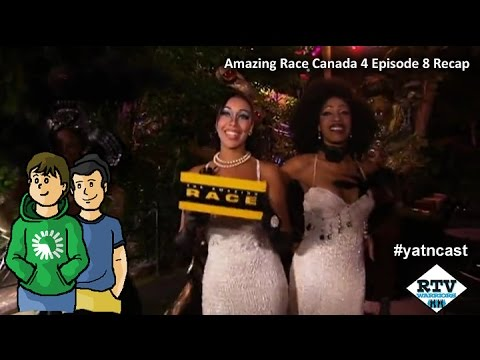 "Amazing Race Canada 4 ""Episode 8"" Recap #amazingracecanada #yatncast #rtvwarriors"