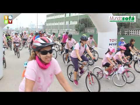 Éxito de la II Marcha Cicloturista Algechicas MTB a beneficio de Bandera Rosa
