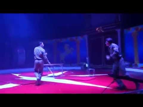 ASHTON BROTHERS Table Act - Circus Joseph Ashton (Jordan and Merrik Ashton)