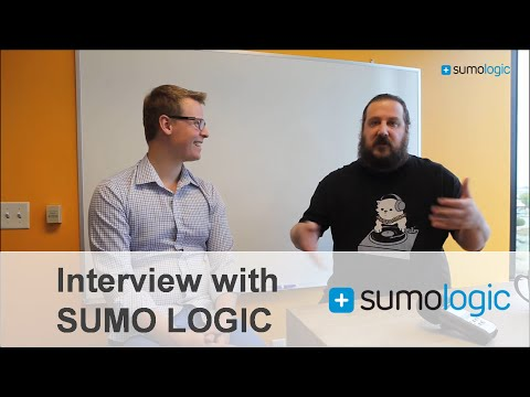 Sumo Logic   Interview with its CTO & Co-Founder - Christian Beedgen