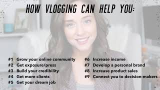 Webinar: How Not To Look Stupid Vlogging With Amy Landino