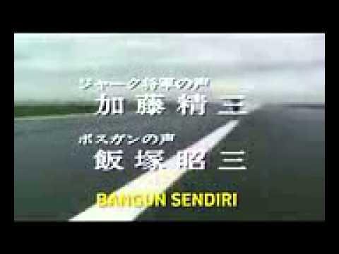 Kamen Rider Black Rx Parody Indonesia