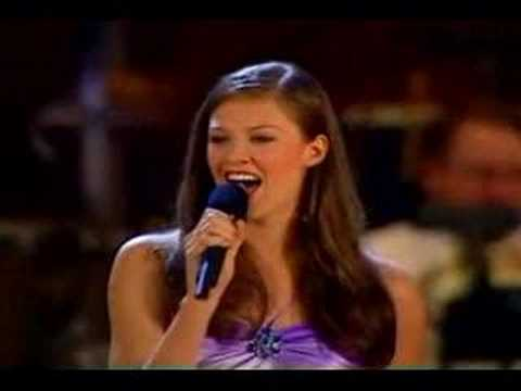 """Ayla Brown - """"The Star-Spangled Banner"""" with the Boston Pops"""