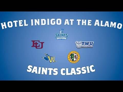Hotel Indigo at the Alamo Saints Classic: Evangel vs. OLLU