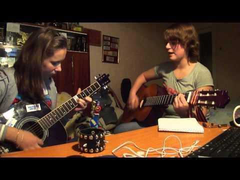 авторская песня маме (по гитару)