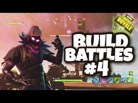 how to build battle fortnite
