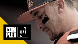 Johnny Manziel Opens Up About His Bipolar Diagnosis and Drinking Problem