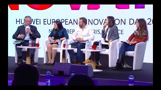 Huawei European Innovation Day Chapter 3 - Innovation Ecosystem
