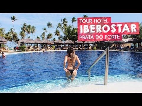 Tour no Hotel Iberostar Praia do Forte