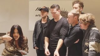 Hot Dish with Falen and OneRepublic at KDWB Jingle Ball