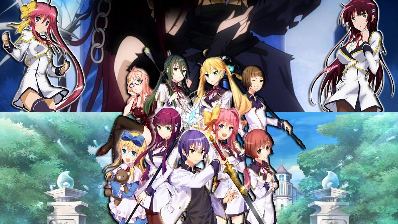 Descargar Seiken Tsukai No World Break Link Directo Mega