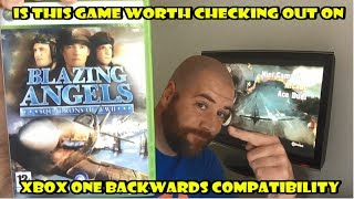 Is Blazing Angels worth getting on XBOX ONE Backwards Compatibility ?