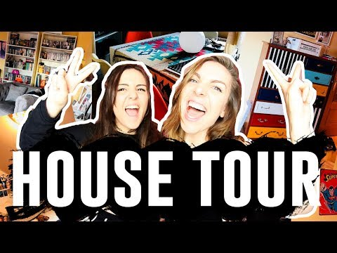 HOUSE TOUR 2018 | Andrea Compton