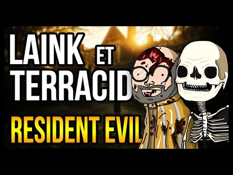 LE REPAS DE FAMILLE TOURNE MAL (Resident Evil 7)