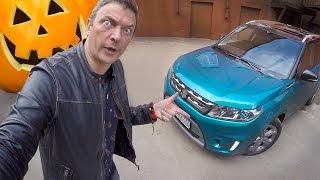 Чем Пугает Suzuki Vitara 2016? Неваляшка за 1,6 млн  Против Hyundai Creta
