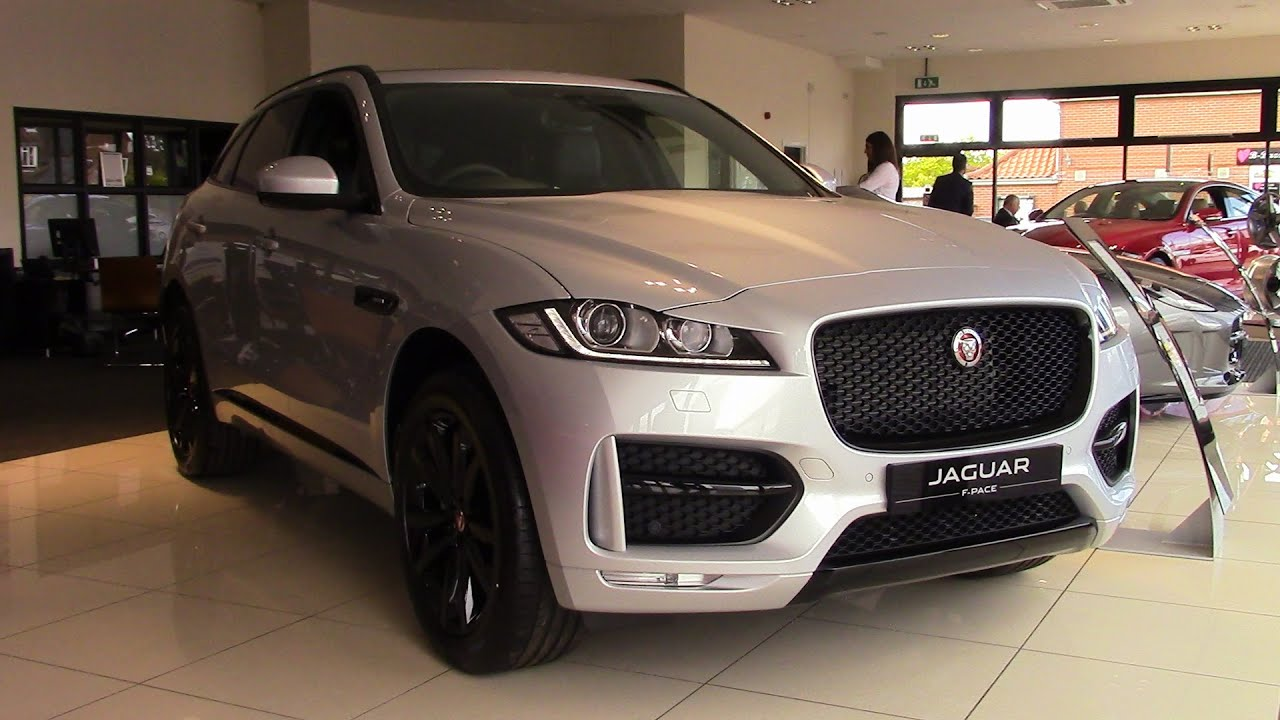 jaguar f pace r sport showcase youtube. Black Bedroom Furniture Sets. Home Design Ideas