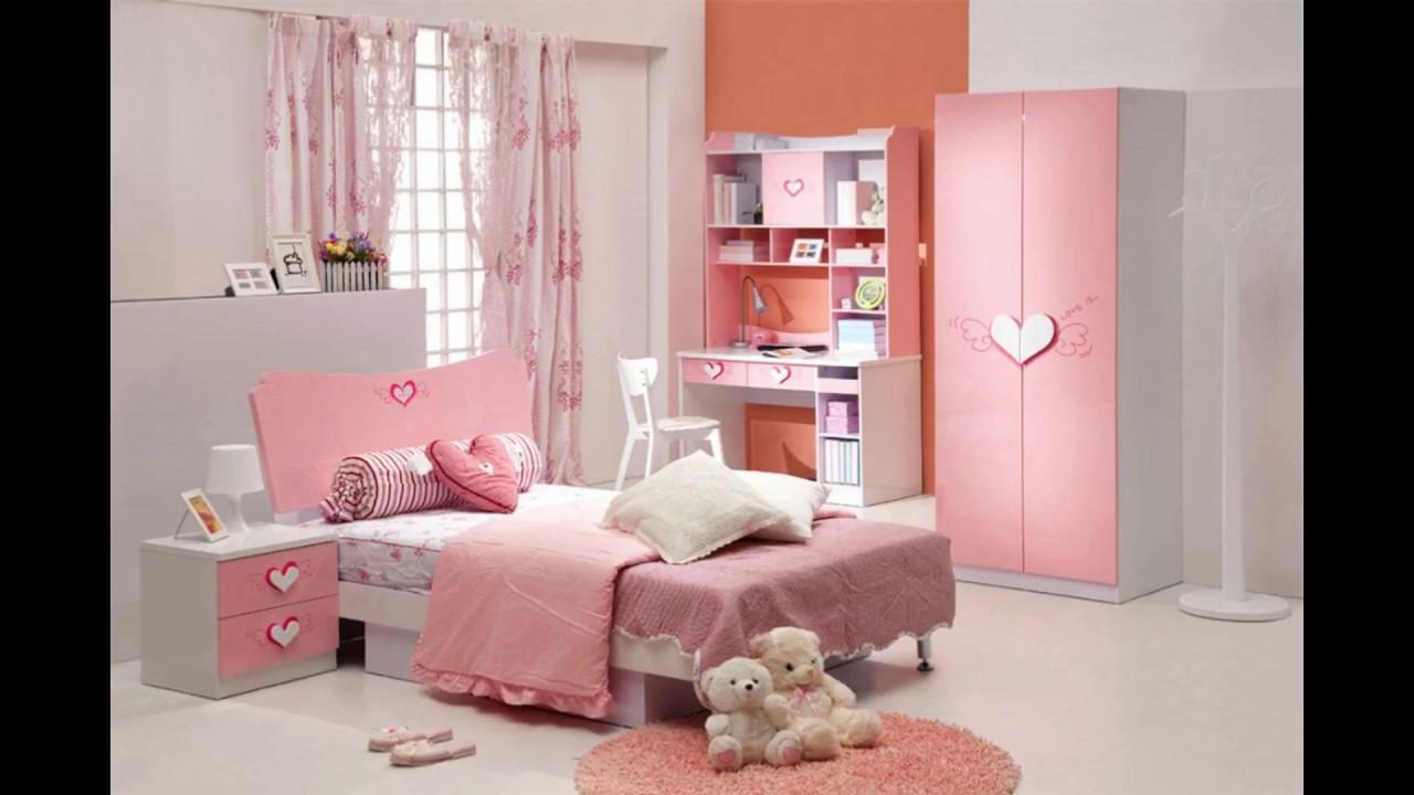 2019 kız odası dekorasyon fikirleri