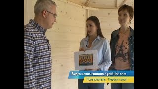 Старооскольские художницы приняли участие в съемках программы «Фазенда» на Первом канале