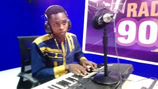 SHOLABRIGHTER INTERVIEW ON AAUA 90.3FM LIVE