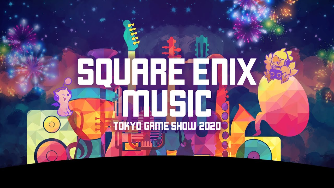【TGS2020】SQUARE ENIX MUSIC DJ MIX SHOW Feat. RAM RIDER