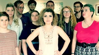 ROYALS - Lorde - Victoria Fatu ACAPELLA cover with WVSU State Singers.