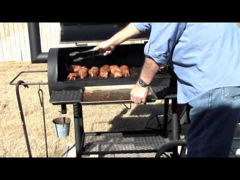 Using a Wood Offset Smoker - Instructional Video