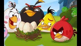 Энгри Бердс 3 сезон все серии подряд / Злые птички / Angry birds Toons