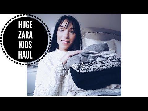 NEW IN Kids Zara Haul | Boys & Girls Clothes