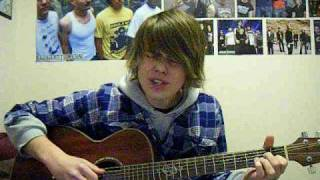 On The Brightside Cover- Nevershoutnever!