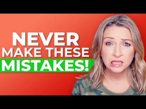 10 Job Search Mistakes You NEVER Want To Make! | Job Search Tips