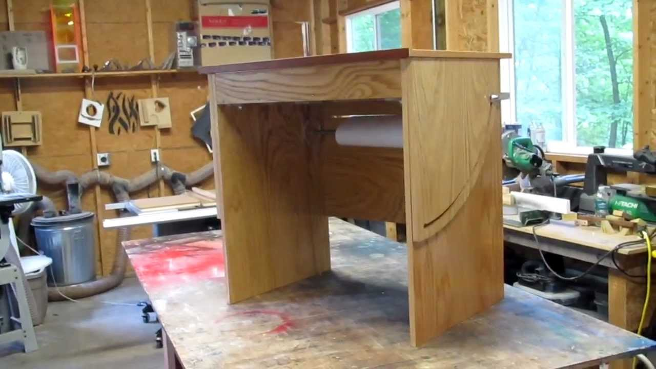 drawing desk project completed - Drawing Desk