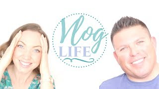 HE'S BACK & A SPECIAL GUEST | LIVING THAT VLOG LIFE