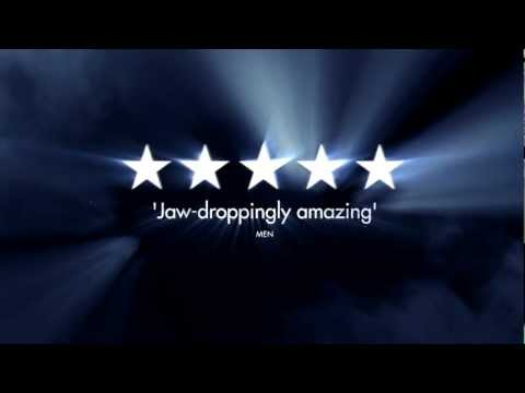 Ghost the Musical - Press Reviews Trailer (HD)