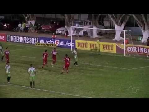 Melhores Momentos - Miguelense 1 x 4 CRB - Campeonato Alagoano 2017