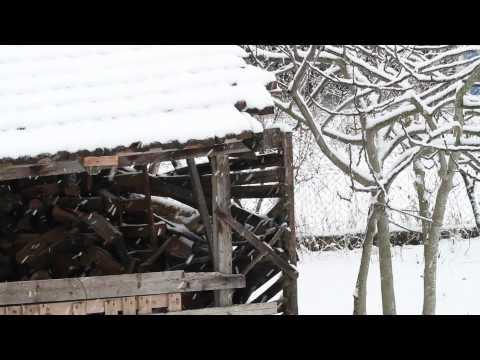 Snowfall in Greece, Winter 2011-2012
