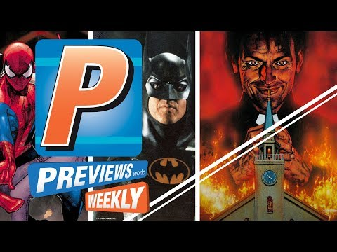 PREVIEWSworld Weekly 6/26/19: Batman '89, Vertigo, J.J. Abrams, And More!