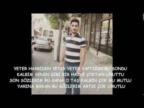 Ramazan YILDIZHAN - TÖVBE ETTİM AŞKINA.