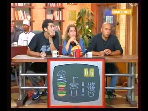 burger quiz alain chabat eric ramzy joey starr a de petrini part 2 youtube. Black Bedroom Furniture Sets. Home Design Ideas